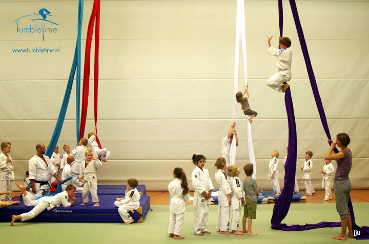 Workshops bij Aikido jeugd in www.aikidogroenehart.nl