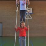 trapeze acro